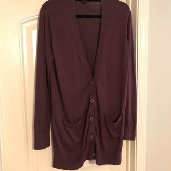 Ann Taylor Factory Sweaters - Ann Taylor oversized cardigan